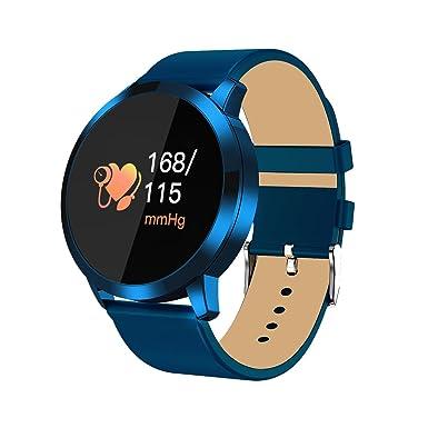 RanGuo Reloj Inteligente para Hombres Mujeres y niños, Deportes al Aire Libre Smart Watch para Sistema Android y iOS, Apoyo recordatorio de Llamada y ...