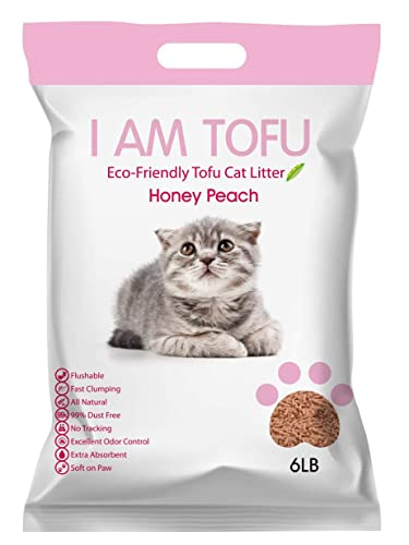 I AM TOFU - Tofu Cat Litter