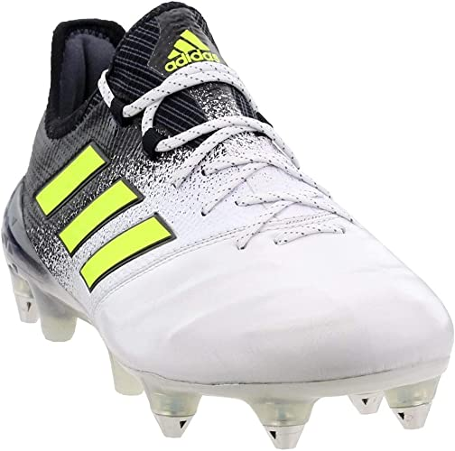   adidas Mens Ace 17.1 Soft Ground Leather Soccer