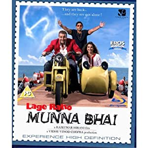 Lage Raho Munna Bhai (2006) [Blu Ray] (Hindi Film / Bollywood Movie / Indian Cinema DVD)