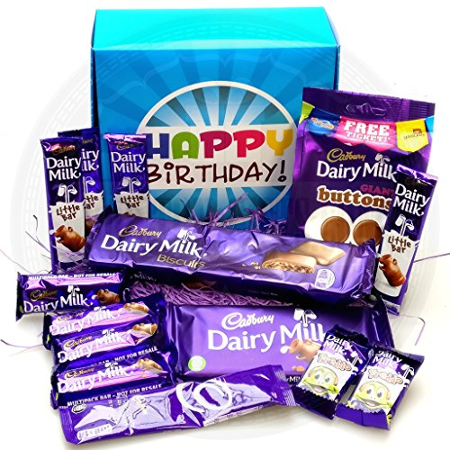 The Ultimate Cadbury Dairy Milk Chocolate Lovers Happy Birth