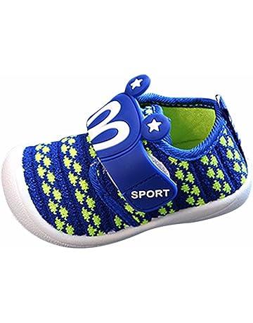 666f4ed26b5e Dainzuy Infant Baby Boys Girls Cartoon Animal Print Squeaky Sandals Shoes  Sneakers