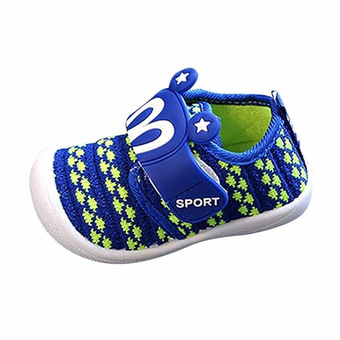 Zapatos de Bebé Invierno Botas Recién Nacido Zapatos Bebe Zapatos Primeros Pasos Antideslizantes de Dibujos Animados Zapatos Suela Zapatillas ...
