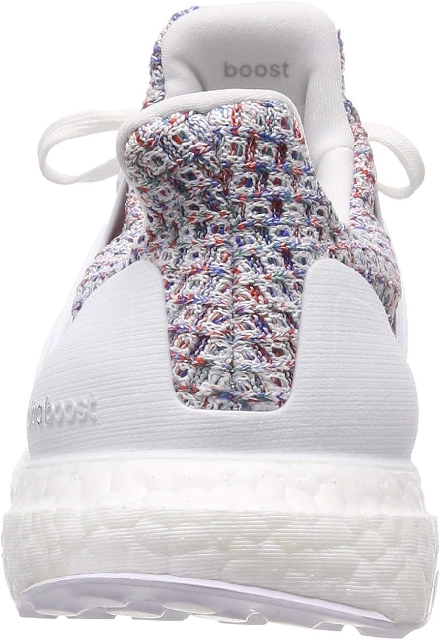 adidas Damen Ultraboost W Sneakers Weiß Ftwr White Ftwr White Active Red Ftwr White Ftwr White Active Red