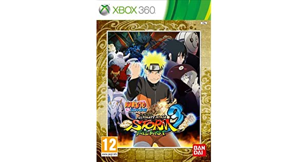 Naruto Ultimate Ninja Storm 3: Full Burst (Xbox 360 ...