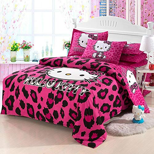 hello kitty bed sheets queen - 5