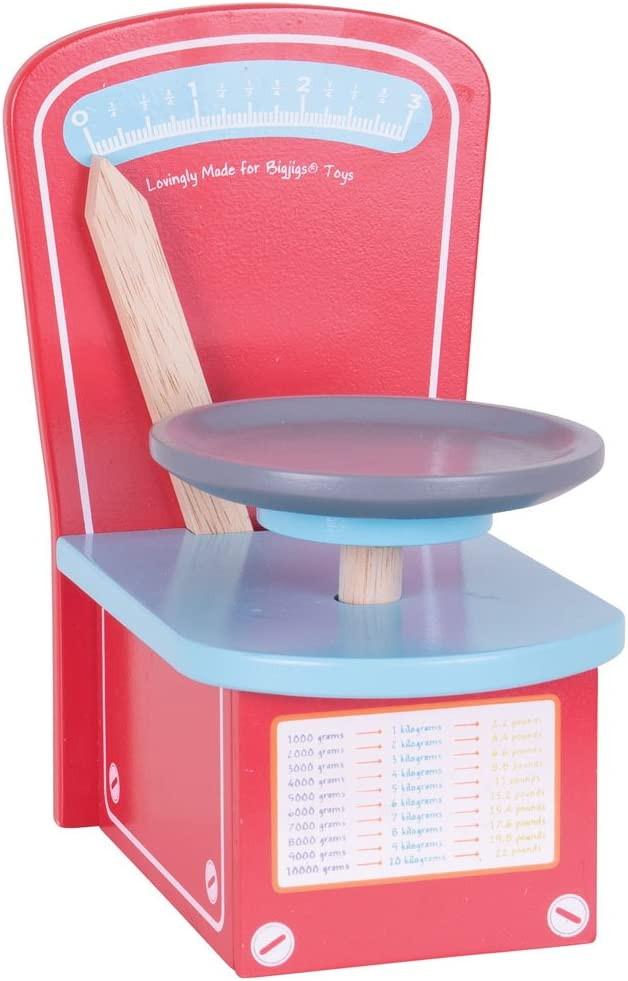 Bigjigs Toys Scales