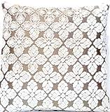 Pearl Velvet Decorative Throw Pillow Case Designers Guild Fabric Cushion Cover Edgar