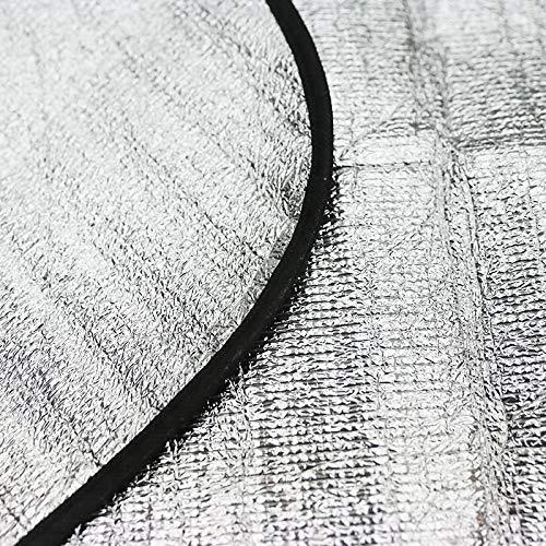 Nosterappou Alle Jahreszeiten sind sind sind universelle feuchtigkeitsfeste Unterlage, hochfeste wasserdichte Isolierung, Kälte, Fleckenschutz, Außenmatte, verdickte Picknickmatte, tragbare Campingmatte aus Alu B07NQCKGB6 | Diversified In Packaging  f60c98