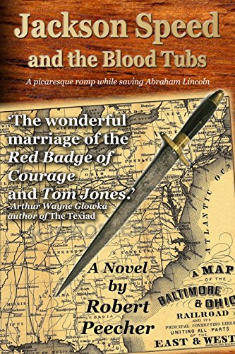 Jackson Speed and the Blood Tubs (The Jackson Speed Memoirs Book -