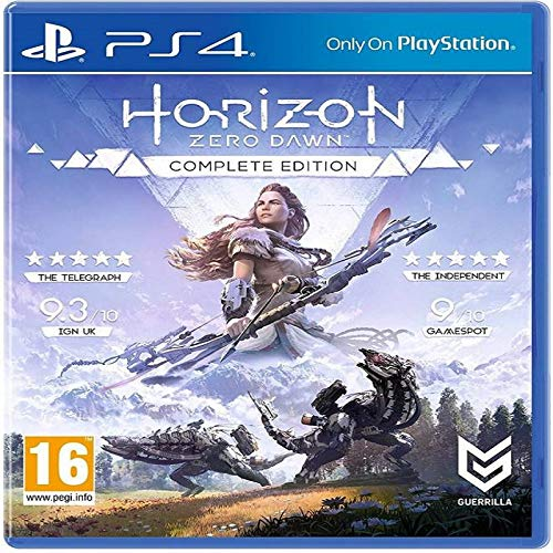 Horizon Zero Dawn: Complete Edition - PlayStation 4 - Best ...