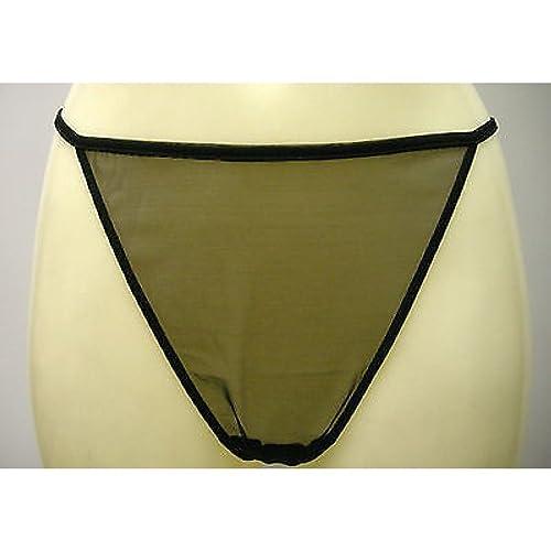 prezzo migliore sezione speciale più alla moda PERIZOMA SLIP TULLE TRASPARENTE THONG PARAH H870 T.3 0148 ...