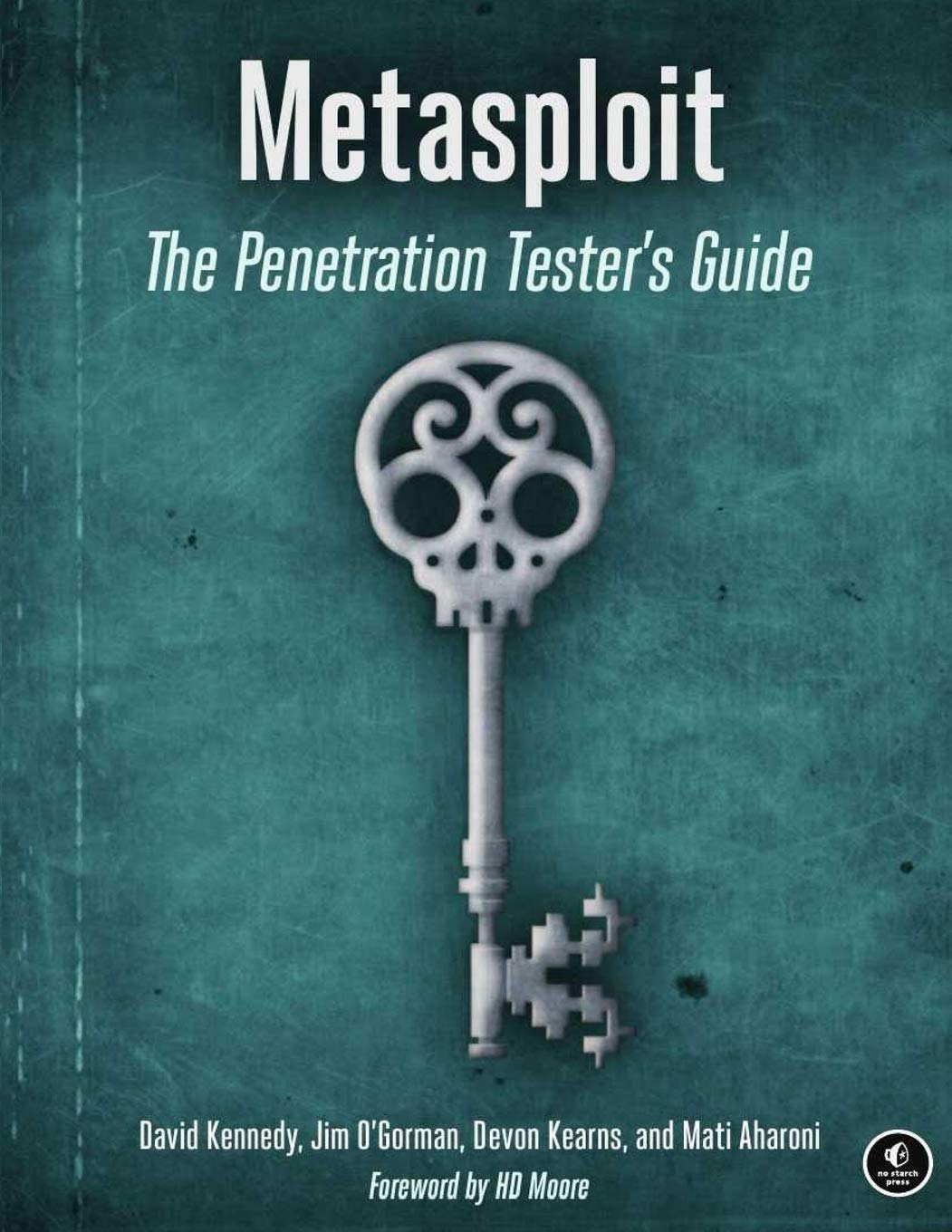 Image result for Metasploit: The Penetration Tester's Guide