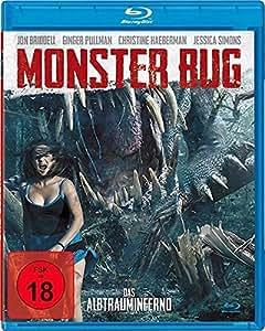 Monster Bug - Das Albtrauminferno [Blu-ray] [Alemania]