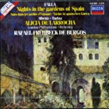 Falla: Nights in the Gardens of Spain / Albeniz: Rapsodia Espanola / Turina: Rapsodia Sinfonica