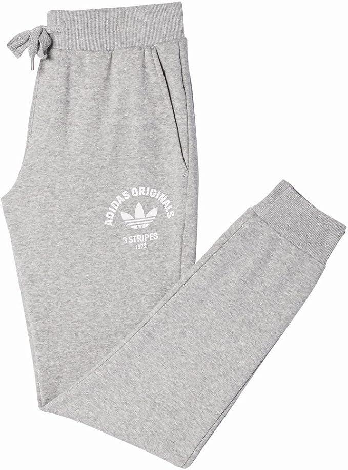 adidas grey dark TP Regular de Cuf 34 survêtement W pantalon