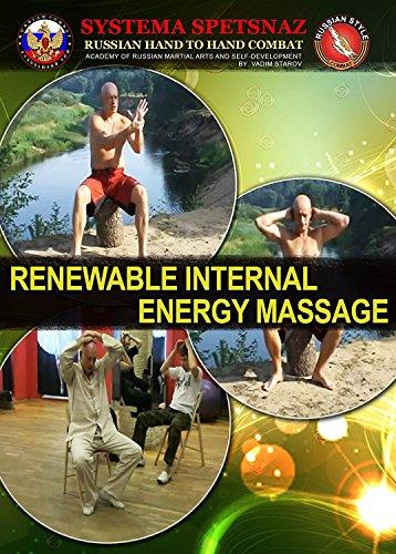 Russian Martial Arts DVD #13 - Renewable Internal Energy Massage by Systema Spetsnaz - Instructional Self-Development Training Video Course