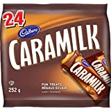 Cadbury Halloween Caramilk, 24 Count Fun Treats, 252 Gram
