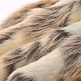 Per Baby Girl Faux Fur Vest Warm Sleeveless