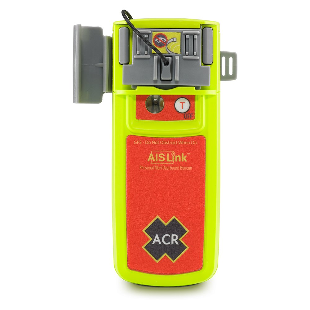 ACR 2886 AISLink MOB Beacon with GPS, 0''