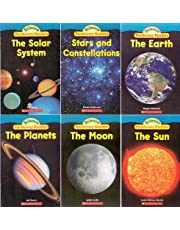 Solar System Science Vocabulary Readers 6-Book Set: The Earth, The Moon, The Planets, The Solar System, Stars and Constellations, and The Sun by Justin McCory Martin (2008-05-03)
