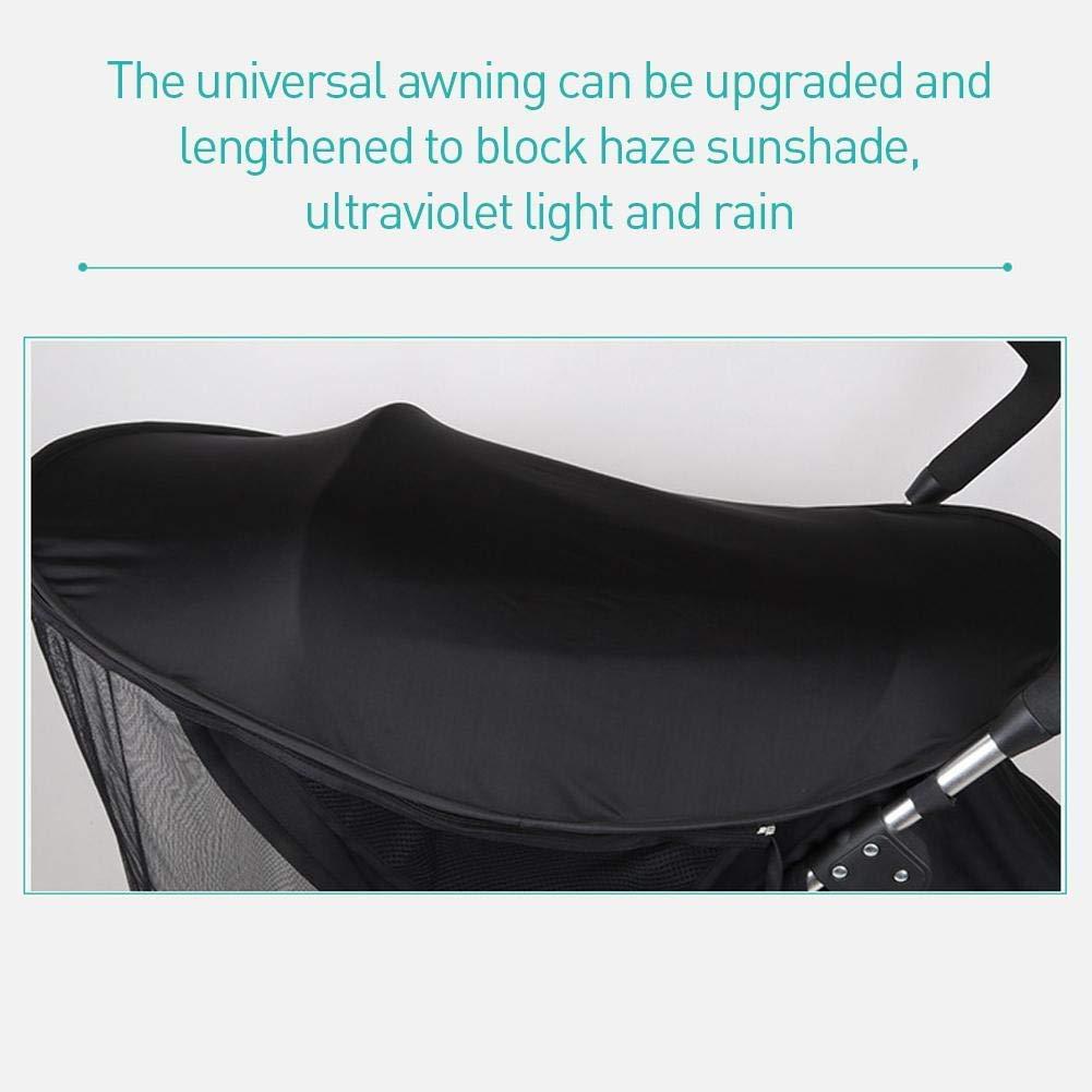 ASTARC Cochecito de bebe parasol,Protector de lluvia universal para silla de paseo,Burbuja de Lluvia Protector Cubierta contra Lluvia y Viento Impermeable para Silla de Paseo de Beb