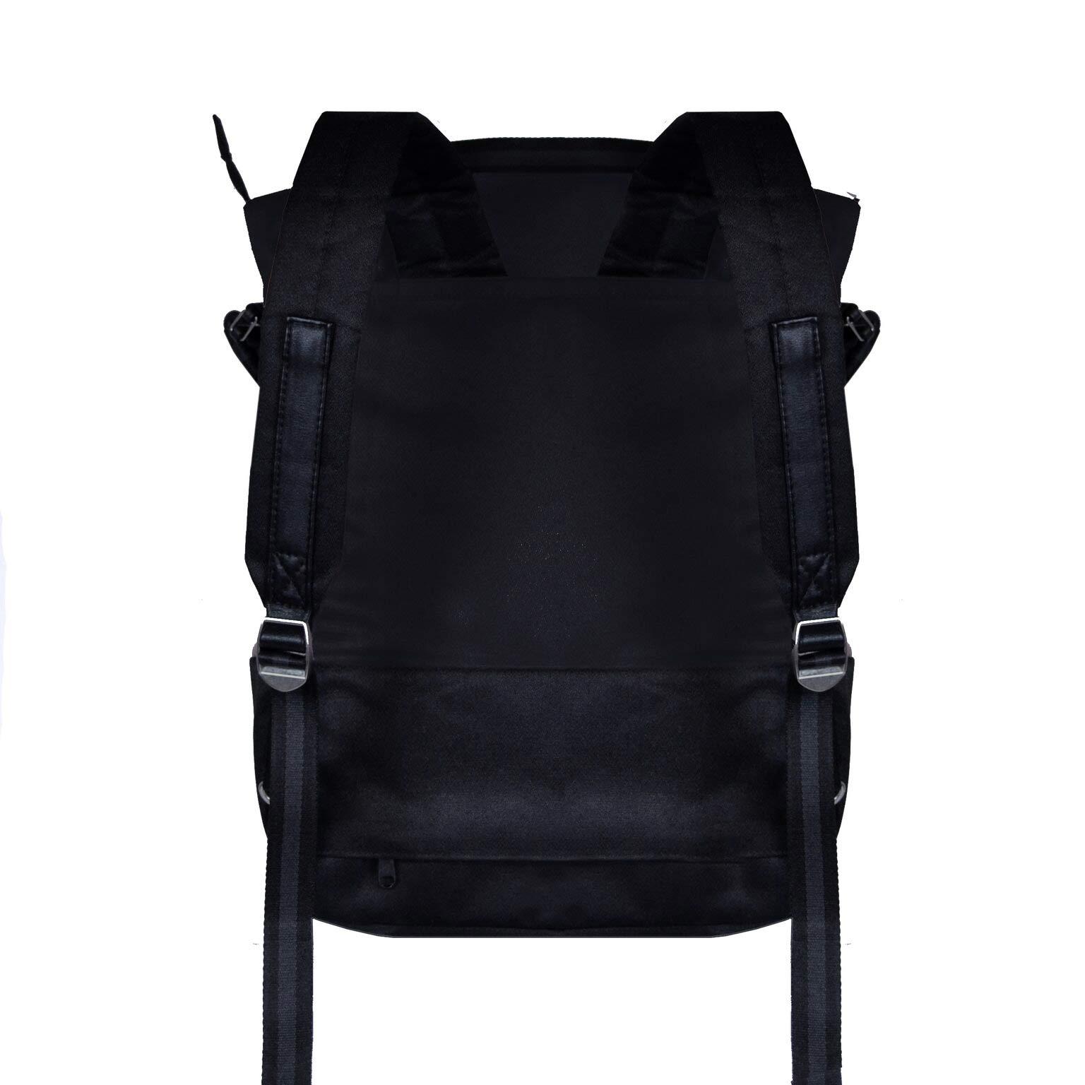 Sherpani Camden Raven Laptop Backpack, Raven by Sherpani (Image #5)