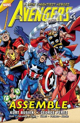 Avengers Assemble, Vol. 1 thumbnail