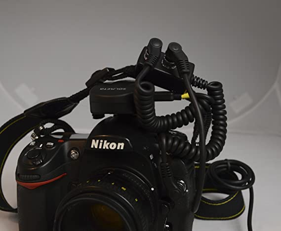 D800 Solmeta Geotagger Pro 2 GPS Cable-D for Nikon D810 D2xs D4 D700 D800E D2hs and D200 D3-series D300s D300 D2x