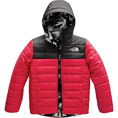 6c8a37ccb The North Face Boys Reversible Perrito Jacket - TNF Red - XXS ...