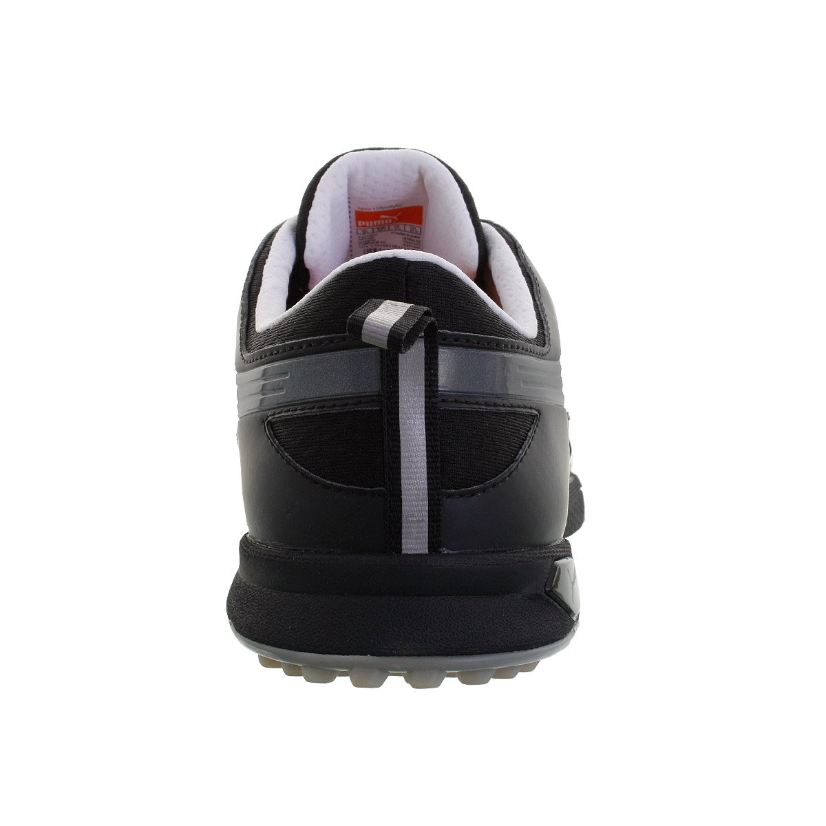 fe09e271bd85b7 Puma Golf 2015 Mens Biofly Mesh Golf Shoes - Black Puma Silver - UK 7.5   Amazon.co.uk  Sports   Outdoors