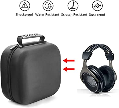 Bolsa Para Auriculares ☾Chshe☽ Estuche Portátil Para Bolsas de Viaje Para Shure Srh1840 Auriculares Anti-Caídas Para Juegos: Amazon.es: Bricolaje y herramientas
