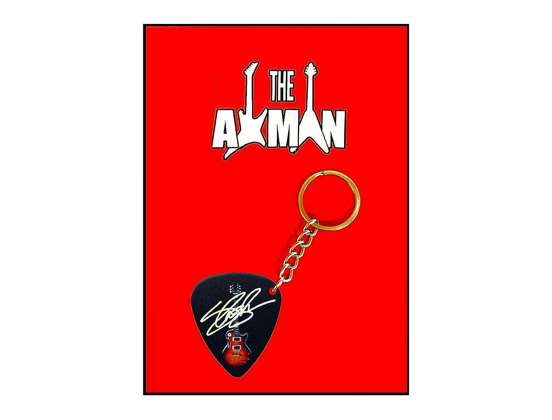 Axman Guns N Roses Les Paul - Llavero: Amazon.es: Hogar