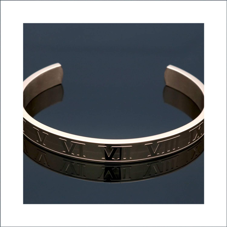 Cufflinks & Shirt Accessories AMDXD Jewelry Shirts Cufflinks Collections For Men Alphabet Letter B Golden About 18MM-20MM