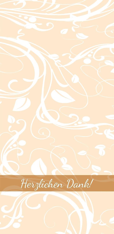 Kartenparadies Danksagung Danksagung Danksagung für Hochzeitsgeschenke Hochzeit Dankeskarte Blättertraum, hochwertige Danksagungskarte Hochzeitsglückwünsche inklusive Umschläge   10 Karten - (Format  105x215 mm) Farbe  RosaRosa B01N7UQXIT   Online-Expo 004af4