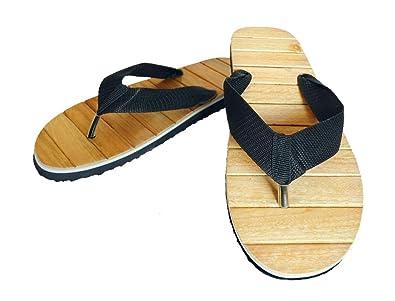 separation shoes 3957e c03ef Zimtholz Latschen Sauna-Latschen Wellness Trend (40/41)