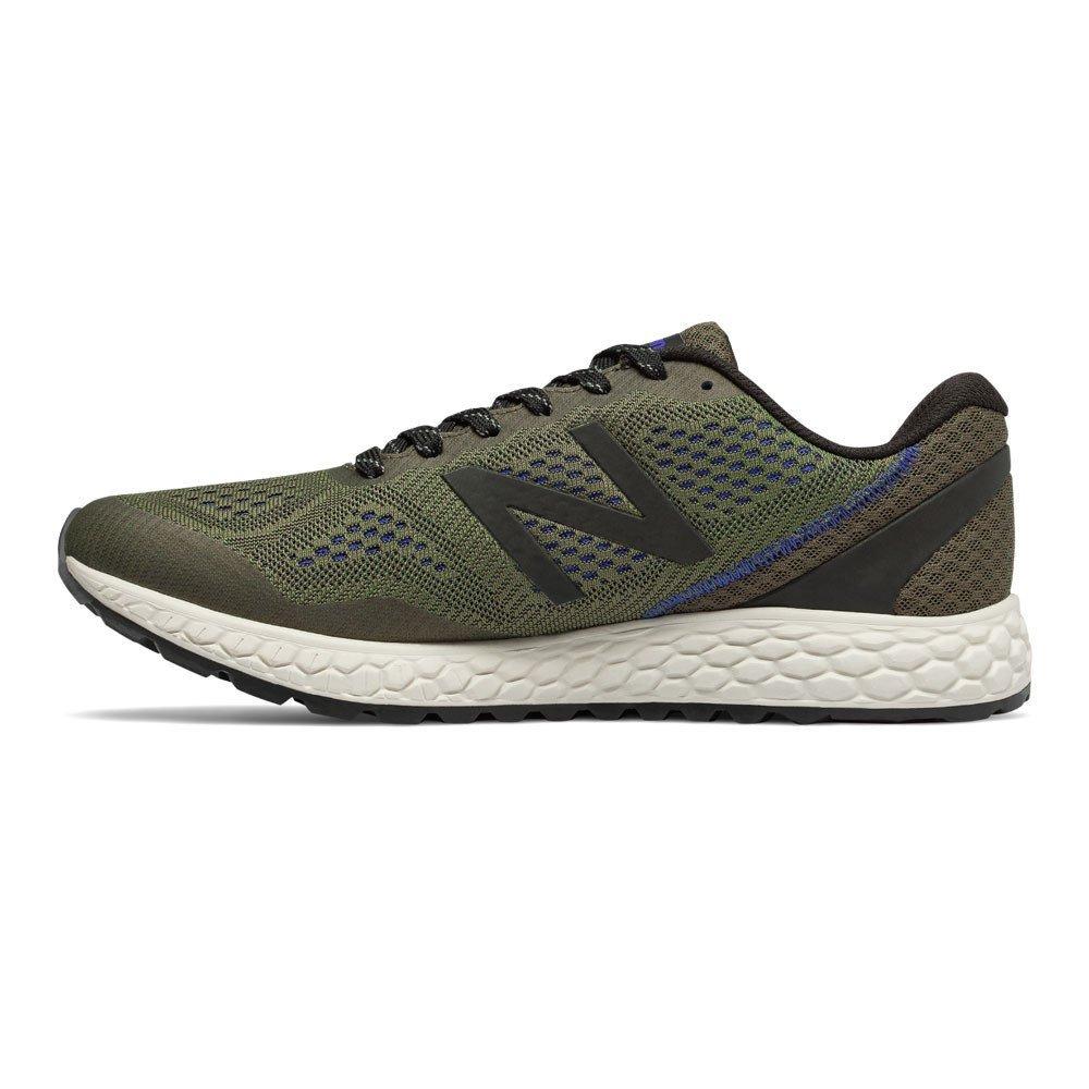 New Balance Fresh Foam Gobi V2, Zapatillas de Running para Asfalto para Hombre 45 EU|Verde