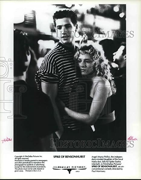 Amazon.com: Vintage Photos 1988 Press Photo Maria Pitillo Actress Sasha Mitchell Actor Spike Of Bensonhurst: Photographs