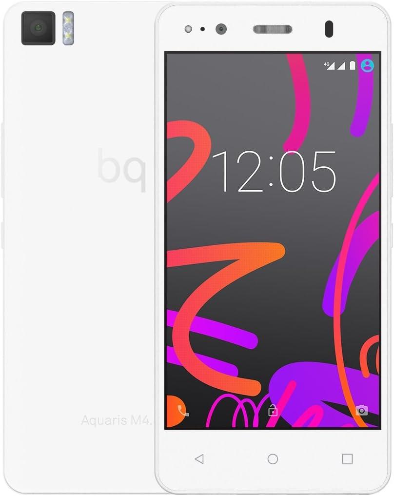 BQ Aquaris M4.5 - Smartphone de 4.5 pulgadas (Wi-Fi, Bluetooth 4.0 ...