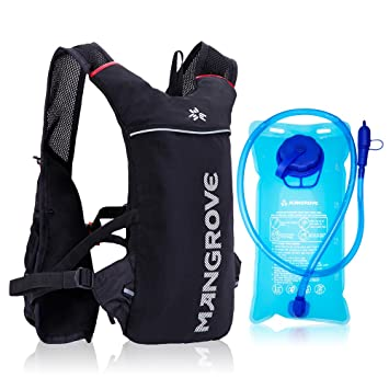 Amazon.com : Mangrove Ultralight Hydration Pack with 70 oz 2L ...