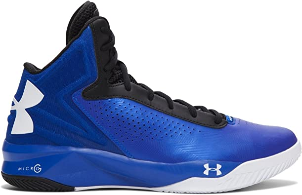 Under Armour Torch Basketball Blue