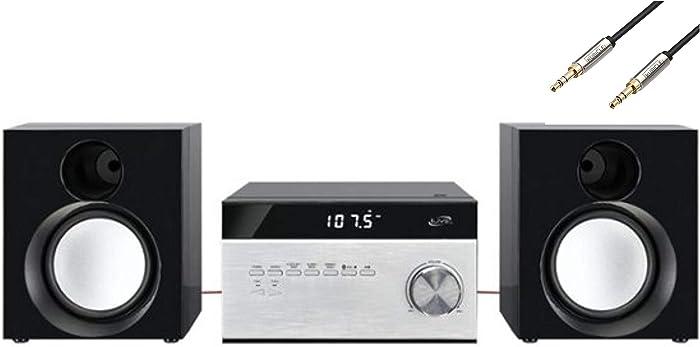Updated 2021 – Top 10 Home Shelf Stereo Amfm Radio