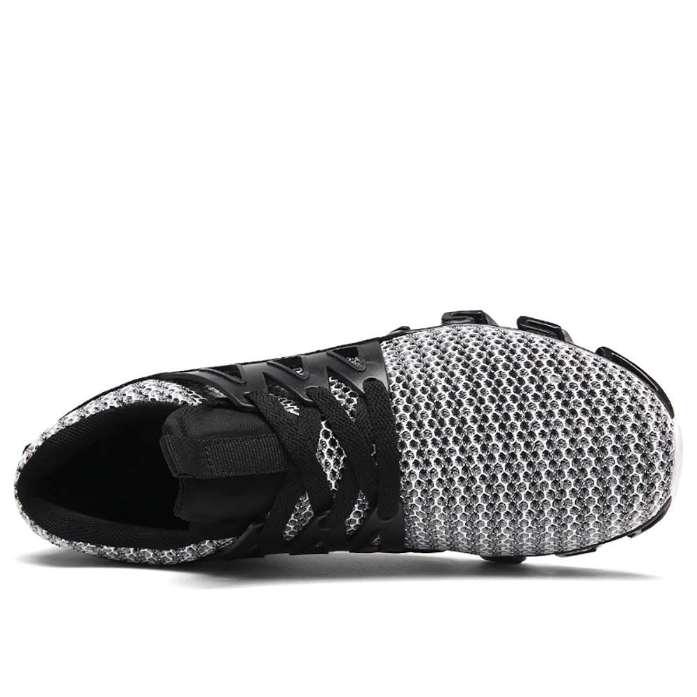 BMTH Womens Mens Breathable Jogging Mesh Sneakers Athletic Tennis Running Shoes