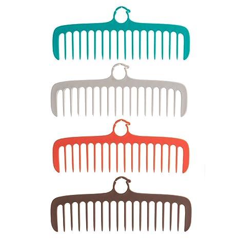SimpleLife Durable Escobas de cerdas Cepillar Dientes Dientes Peine removedor de Limpieza del Polvo del hogar