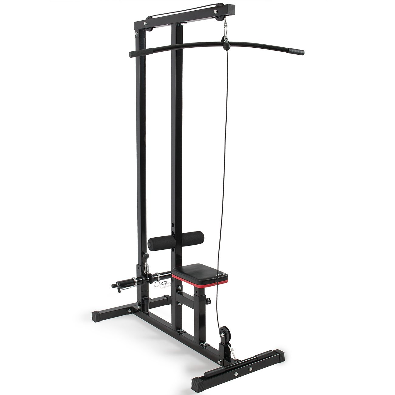Akonza Lat Machine Low Row Cable Pull Down Fitness Closed Handle Attachment Pulldown by Akonza