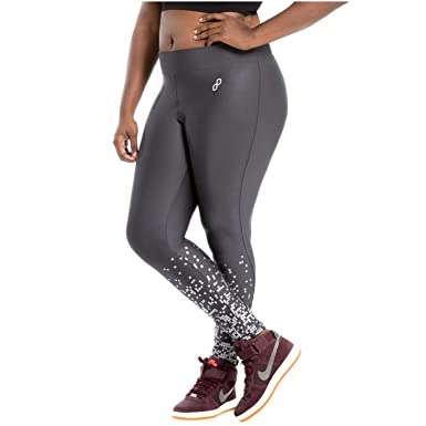 c9aba9cd1fa13 Duplah Macadamia Women Fashion Plus Size Leggings Workout Pants Comfortable  Sportswear Yoga Gym Stretchy Activewear Ropa