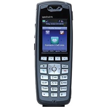 Amazon com : Spectralink 8440 Black Handset Without Lync