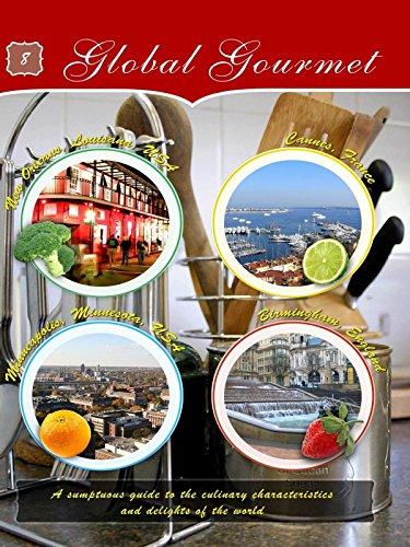 Global Gourmet - Callas Tout Chard, Mango and Shrimp Salad, Pork, Wild Rice & Raspberry Meringue Crumble