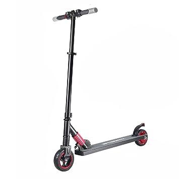 Megawheels Patinete Eléctrico Plegable Scooter Eléctrico 23 Km/h Manillar Ajustable para Adultos y Adolescentes
