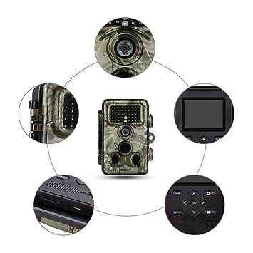 CXL Sendero de la Vida Salvaje cámara de la cámara con Infrarrojos visión Nocturna 120 °